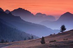 """Morning in the Alps "" by Daniel Řeřicha, via 500px."