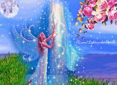 Angels often appear as sparkling or flashing lights, which are a sign that they're watching over you.  Facebook.com/AngelicHealingByDanicaLightworker