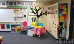 Video Tutorial: Decorative Vinyl Trees for the Classroom - Kinder Craze