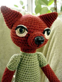 unusual stuffed animals | Where do you sell your crafts presently?
