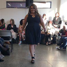 LLLNZ2015 Lovely Larger Ladies Plus Size Fashion Show // Becca Neilsen for Paparazzi Dollz