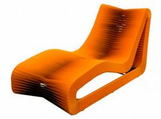 Seatbelt lounger Coolest Furniture Ideas from Reused Materials (100) 97