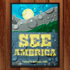 Yosemite National Park by Roberlan Borges  #SeeAmerica