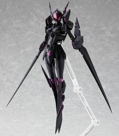 Figma : Black Lotus from Accel World