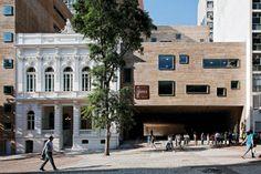 20 lugares em São Paulo que todo arquiteto deve conhecer - ARCOweb