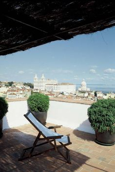 The best hotels in Lisbon