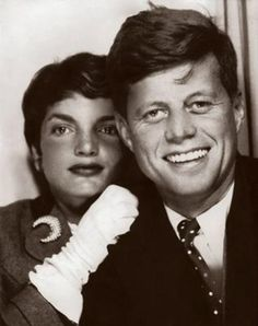 JFK and Jackie O in a photobooth Imagine these two at the dinner table!