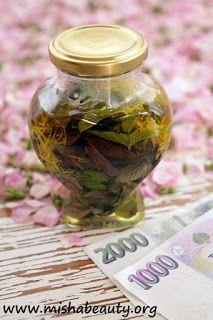 MishaBeauty - DIY kosmetika: Magické okénko - olej bohatství a olej lásky Magick, Pickles, Pickle, Witchcraft, Pickling