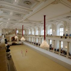 Spanish Riding School in #Vienna, #Austria - Carrying on a centuries-old tradition  #travel #equestrian