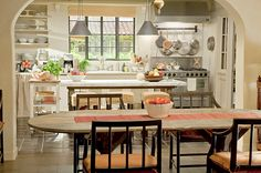 It's Complicated kitchen