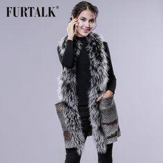 Cheap sweater knitting patterns men, Buy Quality sweater chain directly from China sweater over collared shirt Suppliers: FURTALK Women Pashmina Wool Fur Shawl Large Fur Scarf PonchoUSD 98.00/pieceFURTALK Fur Fashion Knit Fur Women Raccoon Fu
