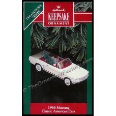 1992 1966 Mustang, Classic American Cars #2     - 34.95