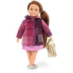 "Lori by Our Generation® 6"" Doll Lori"