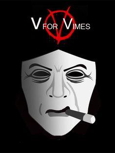 V For Vimes by funkydpression.deviantart.com on @deviantART