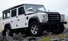 View 2009 Land Rover Defender 110 XS Station Wagon Photos from Car and Driver. Find high-resolution car images in our photo-gallery archive.