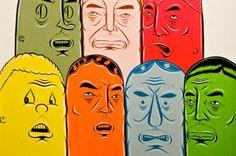 Barry McGee   Retrospective Exhibition at UC Berkeley Art Museum | San Francisco