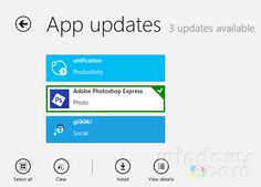 Adobe Photoshop Express app for Windows 8/RT gets first update to change icon color