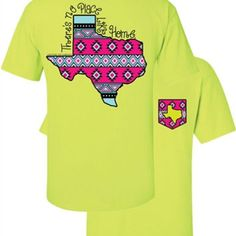 Southern Couture Texas Preppy Paisley from Simply Cute Tees