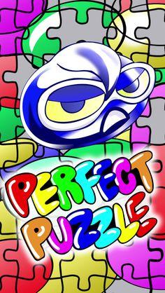 Perfect Puzzle Gashat Art