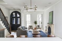 Bergen Street Townhouse Brooklyn Ensemble Architecture Remodelista 3 New