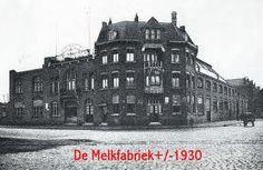 Persoonshaven Rotterdam 1930: Melkfabriek