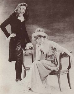 Renée Vivien and Natalie Clifford Barney
