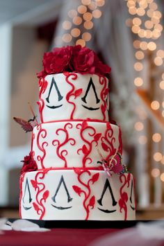 Does my wedding cake make you feel better? Butterflies for - Comment #8 added by swiftshadow at Awesome cake