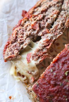 Pizza Meatloaf! A Simple Dinner solution that the whole family will love!
