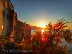 Sunset in Saint Florent