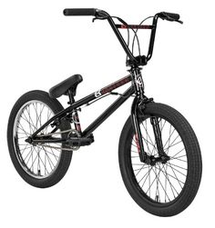 Eastern Bikes Enso 2014 Edition BMX Bike, Gloss Black Reviews           $ 1,174.01 BMX Bikes Product Features Flatland specific frame geometry and a 0mm offset fork with 990 brake mounts Ezra Freecoaster sealed bearing rear hub Eastern Flats pedals and Eastern Flatland tires Gyro cable Detangler system BMX Bikes Product Description Our new flatland specific complete bike for 2014 featuring flatland specific frame geometry with a […]  http://www.bicyclessale.com/eastern-bike..