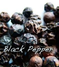 Black pepper is used in spells and charms that banish negativity and provide protection. You can burn black pepper to rid your home of negative energies prior to using sage (smudging). Carry black pepper corns with you as a charm to ward off petty jealousy against you and it will help to free your mind of jealousy. Pepper is also used to promote courage. Mixed with salt and scattered around your property, it will clear and protect your home from negative energy, and if sprinkled after…
