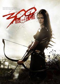 Eva Green in 300: Rise of an Empire #300 #SciFi