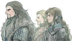 The line of Durin
