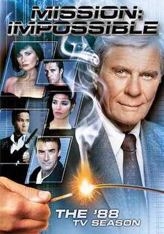 Mision: Imposible (1988-1990) (Series de TV) Latino