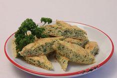 Suppeneinlage: 2 Eier Ursalz 10g Kokosmehl 1/2 TL Guarkernmehl (eher weniger) etwas Pfeffer gehackte Petersilie