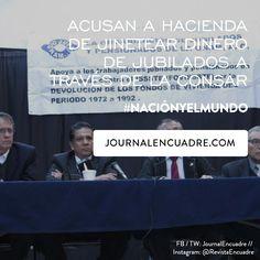 Revista Encuadre » Acusan a hacienda de jinetear dinero de jubilados a través de la CONSAR