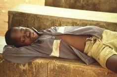 Ragazzo di strada a Tablgbo