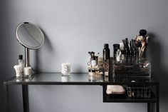 My Vanity/Workspace |