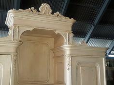 vintage bútor, bécsi barokk szekrény Shabby Chic, Antique Furniture, Vintage Designs, Antiques, Loft, Home Decor, Antiquities, Antique, Decoration Home