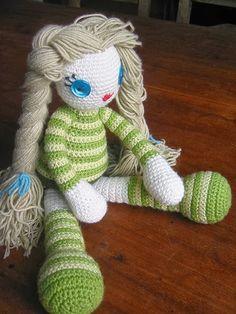 free crochet doll patterns easy crochet doll patterns free the best crochet…