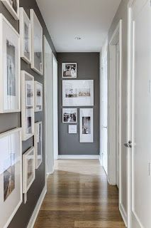Narrow hallway decorating ideas inspirational wall beside white dining table set small entrance hallway wall Entrance Hall Tables, Small Entrance, Small Entry, House Entrance, Hallway Ideas Entrance Narrow, Entrance Design, Hallway Paint Colors, Hallway Walls, Paint Colours