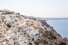 If you are wondering where to stay in Santorini or specifically looking for Airbnb Santorini rentals, you have come to the right place! I've rounded up the twelve best Santorini Airbnb options in the best place to stay in Santorini. Cheap Hotels In Santorini, Santorini Travel, Santorini Greece, Greece Honeymoon, Greece Vacation, Greece Travel, Best Hotels In Greece, Jacuzzi Outdoor, Famous Castles
