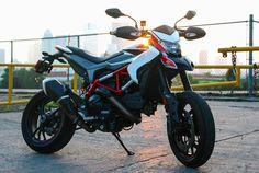 Review: Ducati Hypermotard SP - Gear Patrol