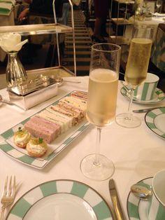 Afternoon Tea at Claridge's |