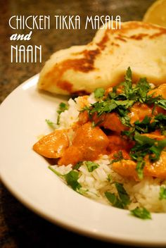 lizzy writes: mothering, cooking, living: chicken tikka masala and naan