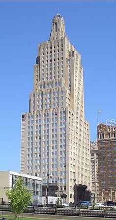 Kansas City Power and Light Building, Kansas City, Missouri