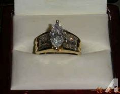 2 Carat Marquise Cut Diamond Ring - $12000 (Springfield, MO)