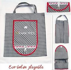Marvelous Make a Hobo Bag Ideas. All Time Favorite Make a Hobo Bag Ideas. Sewing Hacks, Sewing Tutorials, Sewing Projects, Sewing Ideas, Reusable Shopping Bags, Reusable Bags, Bag Patterns To Sew, Sewing Patterns, Sew Pattern