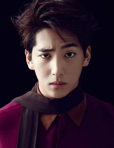 B1A4 Baro – Elle Korea Magazine October Issue
