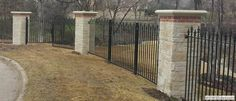 StoneMasters~~~Custom fencing and mailboxes